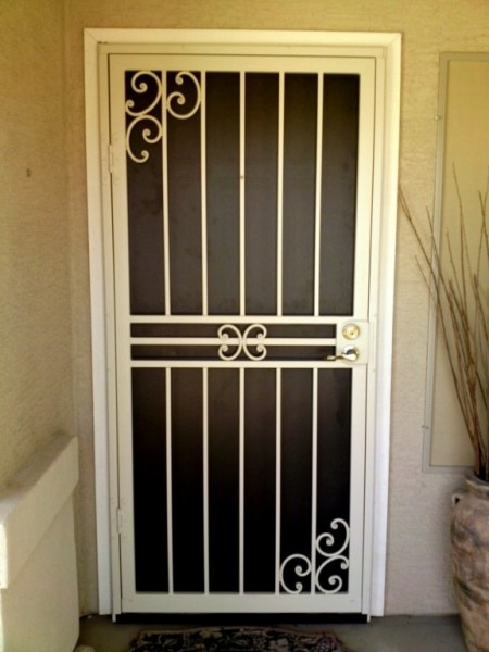 Sun Control Security Products By Day Star Screens Security Screen Doors And Storm Doors