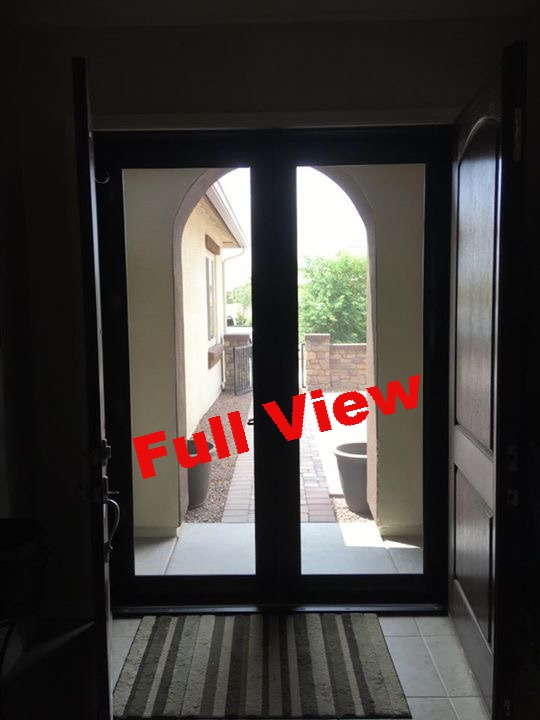 Elegante\u0027 a Door with a View Not Bars! & Sun Control \u0026 Security Products by Day Star Screens - Security ...