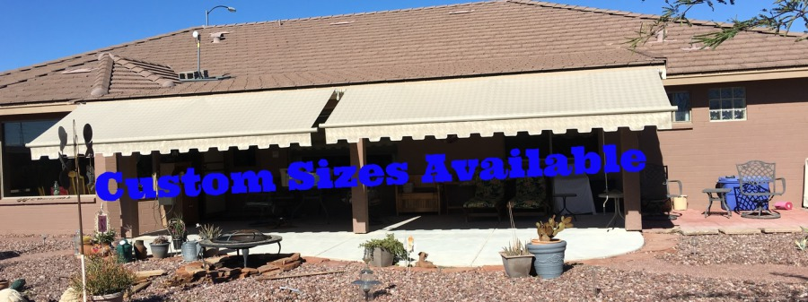 Retractable Awnings With Adjustable Pitch Sale Going On Now Thru April 2018